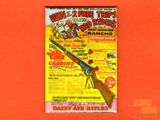 "Daisy Red Ryder vintage ad art 2x3"" fridge/locker magnet air rifle"
