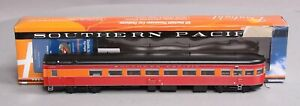 Broadway Limited 1590 HO Southern Pacific Coast Daylight Parlor-Observation EX