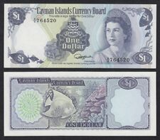 Caiman - Cayman Island  1 Dollar  1974  Pick 5c   SC = UNC