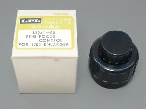 Rare LPL Fine Focus Control #L3241-60 (Boxed) - For LPL 7700 / 7451 / 7452....
