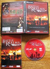 Battle Realms (PC CD-Rom) - V.G.C.