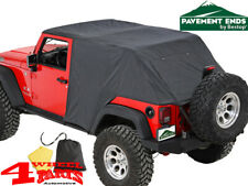 Emergency Notfall Softtop Verdeck Pavement Ends Jeep Wrangler JK Unlimited 07-18