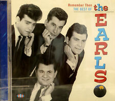 THE EARLS 'Remember Then' - 25 Tracks on ACE