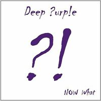 DEEP PURPLE Now What CD + DVD Double Deluxe Edition 2013