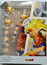 S.H.Figuarts Dragon Ball Z Super Saiyan 3 Son Goku 2.0 Gokou DBZ PVC Figure NIB
