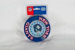 New York Giants Coasters