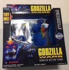Godzilla Wars Space Godzilla w/ Sound New in Box 1995 Trendmasters Figure Kaiju