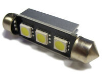 Xenon White Canbus 3 Smd LED Interior Bulb For Mercedes A Class Sprinter Van