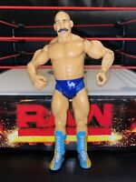 WWF WWE THE IRON SHEIK JAKKS CLASSIC SUPERSTARS SERIES 5 WRESTLING FIGURE