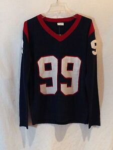 Houston Texans jersey/sweater-J.J. Watt-Medium-#1 Best Seller-FREE shipping