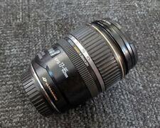 FAULTY AUTOFOCUS CANON EF-S 17-85mm f/4-5.6 IS USM Image Stabilizer Lens