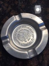 Vintage Ford Motor Co. Aluminum Ashtray Employee Involvement Dearborn Stamping