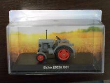1:43 Eicher Diesel ED 25 II, Farm Tractor - #78 Hachette Russia