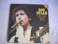 Bob Dylan ''Gaslight Tapes'' 3xLP Box Set PLATINUM 9022/3