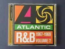 CD ATLANTIC R&B 1947-1974 - Vol. 7 1967-1969 The Platinum Collection