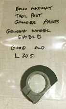 Emco Maximat Lathe Tool Post Grinder Parts Grinding Wheel Shield L20s