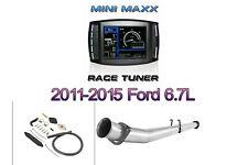 2011-2016 Ford 6.7 Mini Max x Tuner Mid pipe Nm & Plates upgrade P1 Flopro Jamo
