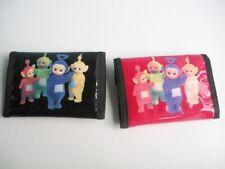 lot of 2 vintage teletubbies wallets