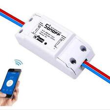 Sonoff -ITEAD WiFi Wireless Smart Switch Module Shell ABS Socket for Home DIY US