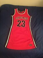 Chicago #23 Sewn Naked Jeans Womens Jersey Size Medium (RARE)