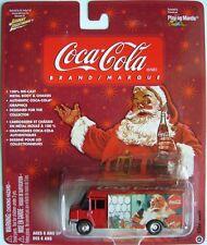 Coca Cola - Modellauto STEP VAN  (Maßstab 1:64 - JOHNNY LIGHTNING)