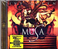 "IVY QUEEN - ""MUSA"" - CD"