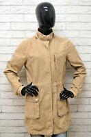 Giubbino RIFLE Donna Taglia Size M Giubbotto Giacca Cappotto Jacket Woman Beige