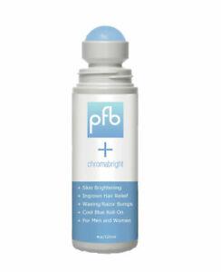 PFB Vanish Serum Roll On Chromabright Ingrown Hair Relief Skin Brightening 93g