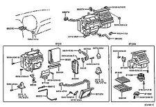 Genuine Toyota Rav4 Servo Motor 87106-42050