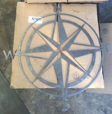 Metal Wall Art Decor Nautical Compass