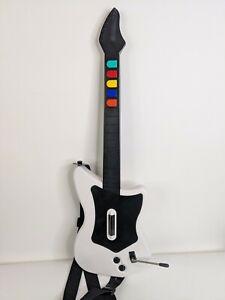 RedOctane Guitar Hero PlayStation 2 White  Wireless Controller