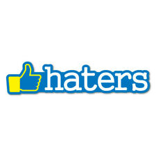 HATERS LIKE JDM Sticker Decal Car Drift Turbo Euro Fast Vinyl #0348