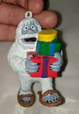 Abominable Snowman With Gifts & Snow Shoes Rudolph Reindeer Ornament Kurt Adler