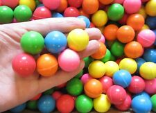 6 SUPER HIGH BOUNCE BALLS HI BOUNCY RUBBER BALL SUPERBALL PARTY FAVORS CAT TOY