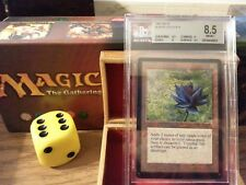 Beta BLACK LOTUS BGS Graded 8.5 Near Mint Magic The Gathering MTG 1993 Power 9!