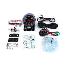 "60mm 2.5"" Car Turbo Boost Gauge 3 BAR 12V + Turbo Boost controller kit 1-30PSI"