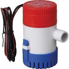 Pompa compatta a immersione 12V 50Lt/min Vortex 750 pompe elettropompe sommersa