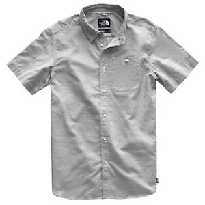 The North Face Men's Short Sleeve Buttonwood Shirt retails $55