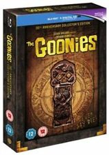 The Goonies - 30th Anniversary Blu-ray 1985 Region DVD 50518921924