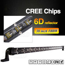 38 inch 180W CREE Led Light Bar SPOT for Ford SUV Truck Trailer Driving Lamp 40