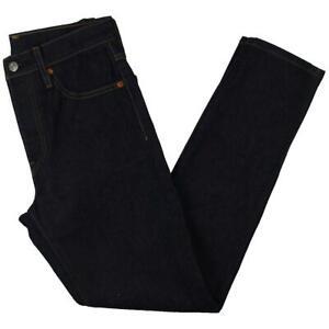 Levi's Womens 501 Blue Denim High Rise Skinny Jeans 31 BHFO 9009