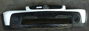 HOLDEN ADVENTRA VZ LATE WAGON BAR COVER FRONT - WHITE