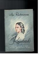 Alja Rachmanowa - Sonja Kowalewski - 1950