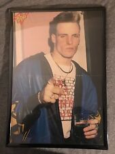 Vanilla Ice Poster with Frame