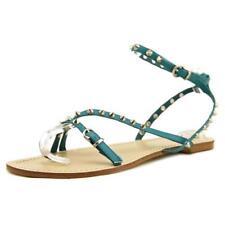 Sandalias y chanclas de mujer LA color principal azul