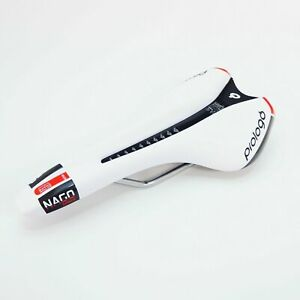Prologo Nago Evo Space PAS T2.0 Saddle 138mm rails For Road MTB Bike-Black/White
