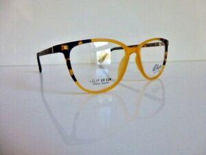 Orig. Kunststoffbrille s. Oliver - BLACK LABEL,  Mod. 94709 - 277, Clip on Sun