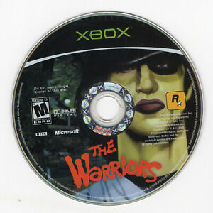The Warriors Microsoft Xbox Original Game Only