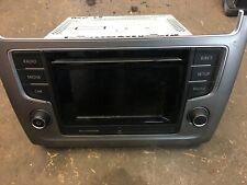 VW Polo 6C 1.0i Autoradio Radio Multimedia Bluetooth CD SD AUX 6C0035869B