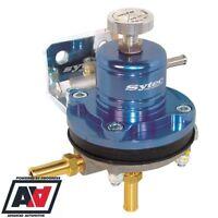 Sytec Motorsport MSV Competition Adjustable Fuel Pressure Regulator & Bracket